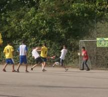 Die goldenen Regeln des Straßenfußballs