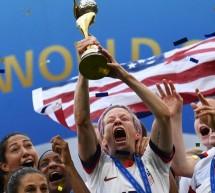 USA erneut Fußball-Weltmeister!