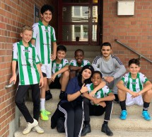 U13 Harras Boys Winterliga 2019/20