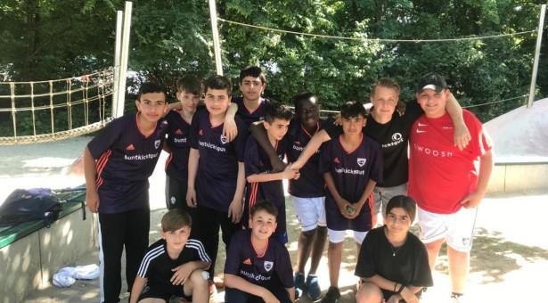 U15 Boomerang JR Sommerliga 2021