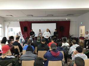 2018-10-26 bis 2018-10-28 foto workshop in plattling Ismail moderator frag einen alten hasen