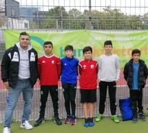U15 Münchner Brüder 2 Winterliga 2019