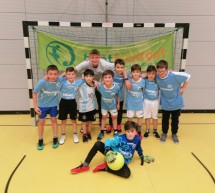 U11 NPL Pumas Winterliga 2019/20