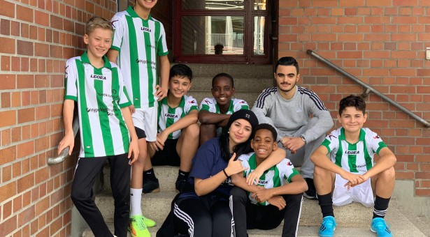 U13 Harras Boys Winterliga 2019/20
