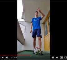 buntkicktgut stays at home – Video online!